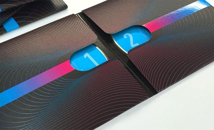 CD Sleeve 4 Panel