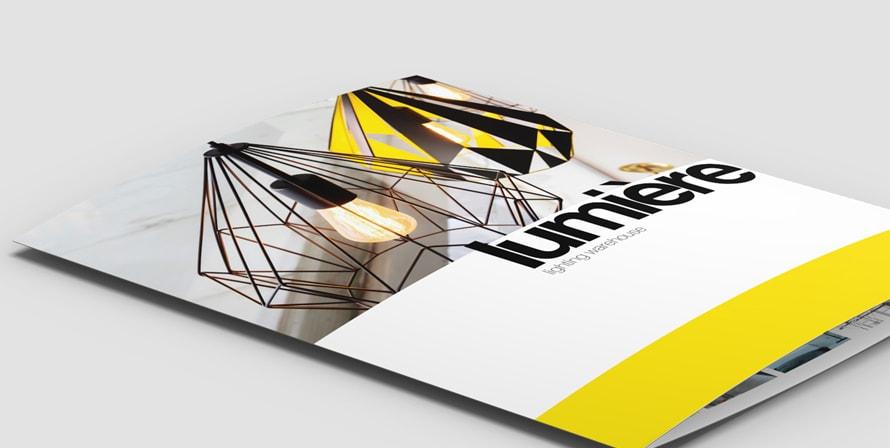 """Brochure 11 x 17"""""""