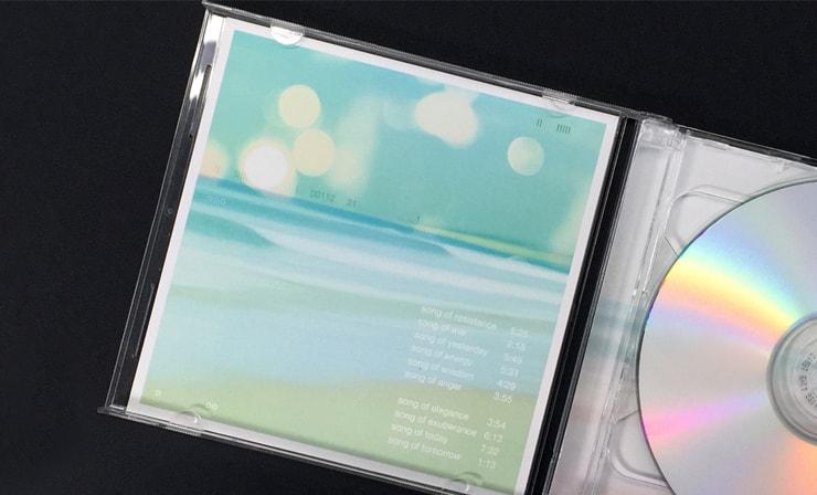 "CD Insert 4.75 X 4.75"""
