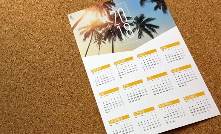 """Poster Calendar 12 x 18"""""""