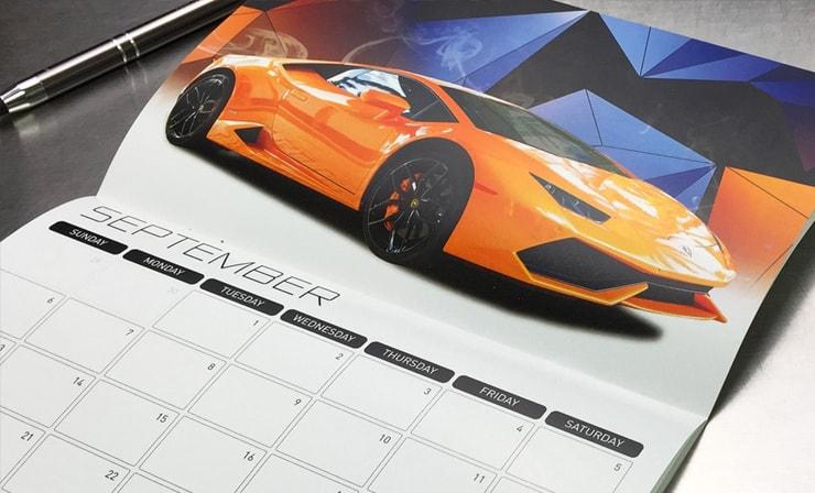 "Calendar 9 x 12"""