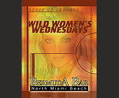 Wild Women's Wednesdays at Bermuda Bar - tagged with ladies drink free
