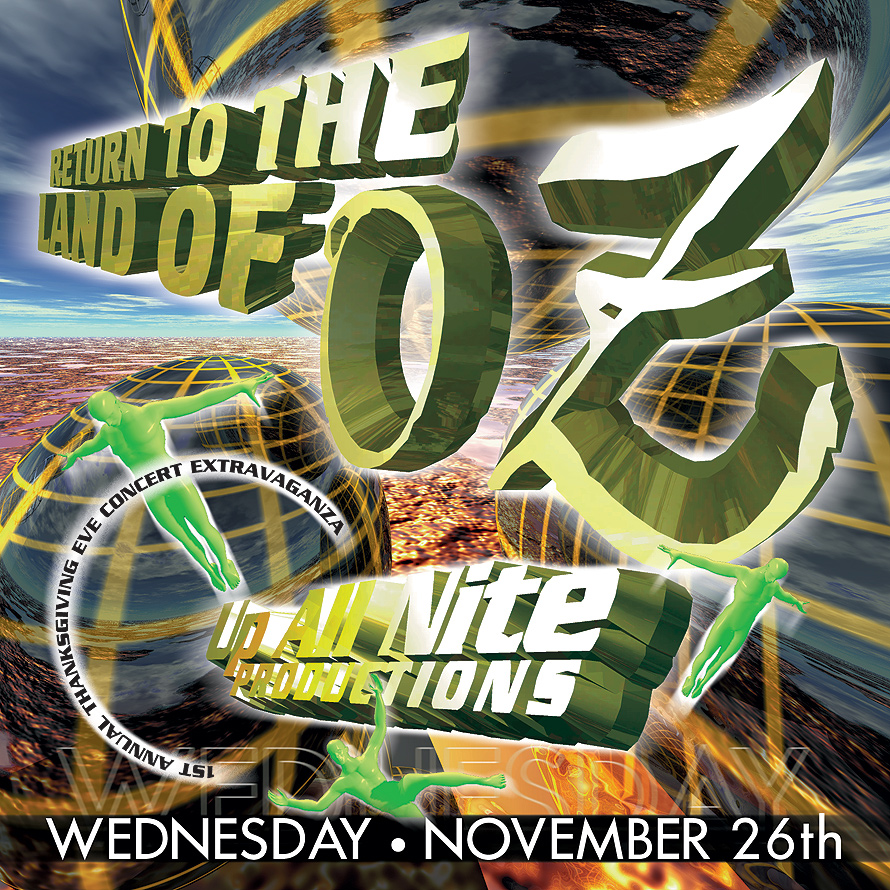 Up All Nite Productions Land of Oz