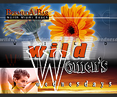 Wild Women's Wednesdays at Bermuda Bar - tagged with flower