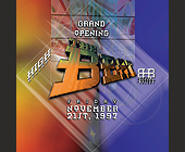 The Beat Grand Opening - created November 1997