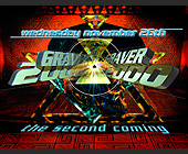 Graver 2000 The Second Coming - tagged with Vector grid