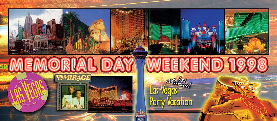Las Vegas Party Vacation