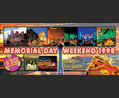 Las Vegas Party Vacation - Nevada Graphic Designs