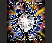 Club Phat Farm Retro Nation - nightclub flyers Graphic Designs