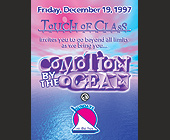 Commotion by the Sea at Sundays on the Bay - created December 1997