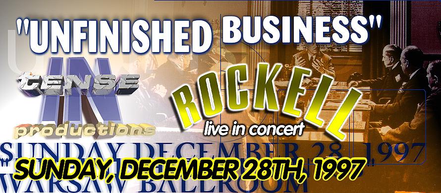 Rockell Live in Concert