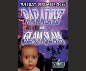 Paradise at Glam Slam - created December 1997