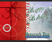 Happy Holidays from Bermuda Bar - Bermuda Bar Graphic Designs