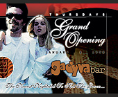 Gadyva Bar Grand Opening - created December 1997