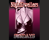 Nightdwellers Sundays - tagged with breasts