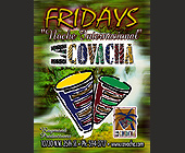 Fridays Noche Internacional at La Covacha - created August 1997