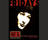 Fridays From Russia with Love at KGB Nightclub and Lounge - created August 1997