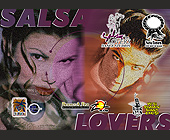 Salsa Lovers Dance Studio - Bermuda Bar Graphic Designs