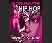 Saturdays at Warsaw - tagged with open bar