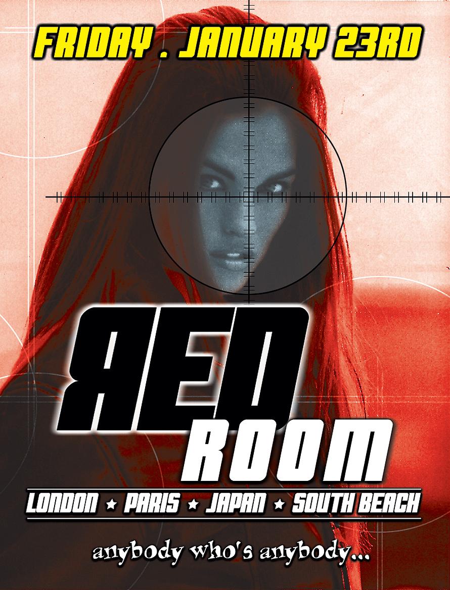 Red Room Event at Escuelita
