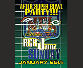 After Super Bowl Party at Cristal Nightclub - created January 1998