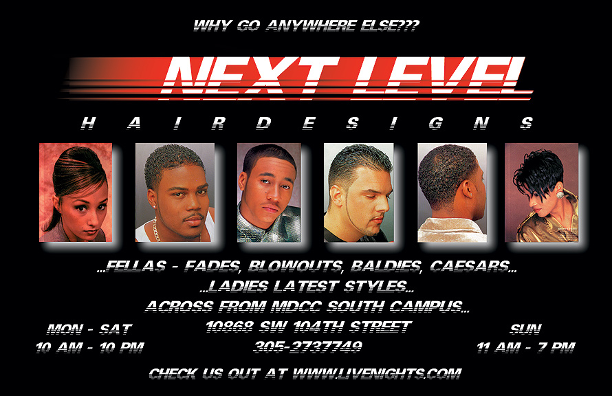 Next Level Hair Dressings