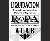 Alas Liquidacion Ropa - tagged with black