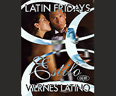 Latin Fridays at Cream - created January 06, 1998