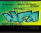 NFA Blaze B-Boy Battle - Bars Lounges