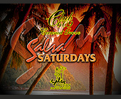 Salsa Saturdays at Club 609 - 1313x1000 graphic design
