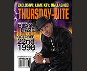 Blac Haze at Jet Set Nightclub - created October 1998