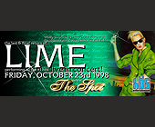 Lime at The Spot - Nightclub