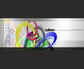Colors Outdoor Barbecue Cookout - Amnesia Nightclub Graphic Designs