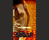 Sugar at Club St. Croix Every Thursday - Voodoo Lounge Graphic Designs