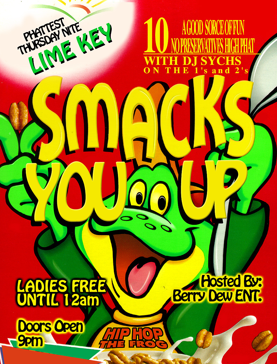 Smacks You Up at JetSet Nightclub