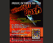 La Covacha Thanksgiving Eve and Halloween Bash - Bars Lounges