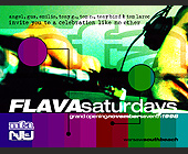Flava Saturdays Grand Opening - tagged with abstract