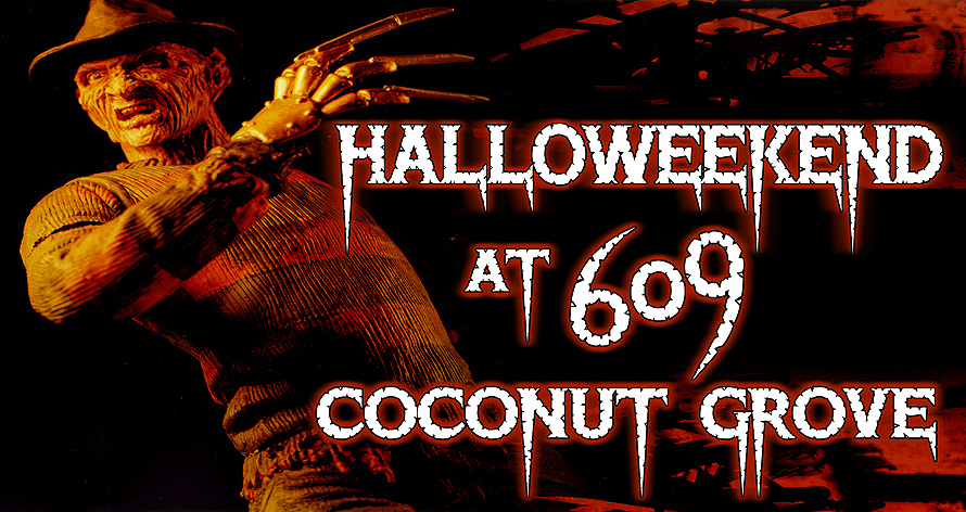 Halloween at Club 609