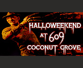 Halloween at Club 609 - tagged with Club-609