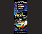 Sundays Players Party at Mad Jacks Bar Club and Grill - 1000x2625 graphic design
