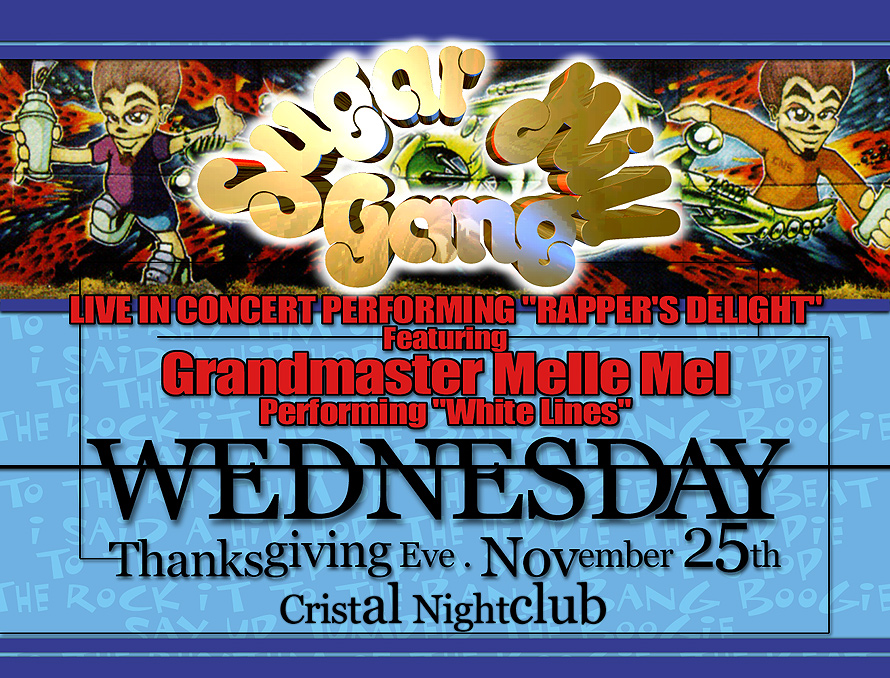 Thanksgiving Eve at Cristal Nightclub