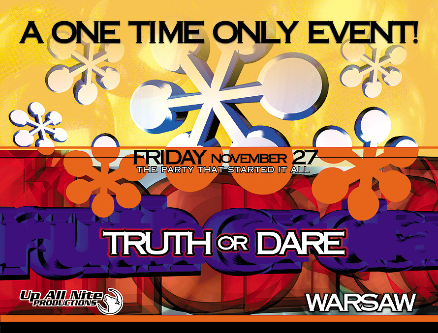 Truth or Dare Event at Warsaw