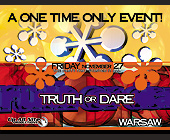Truth or Dare Event at Warsaw - tagged with roly