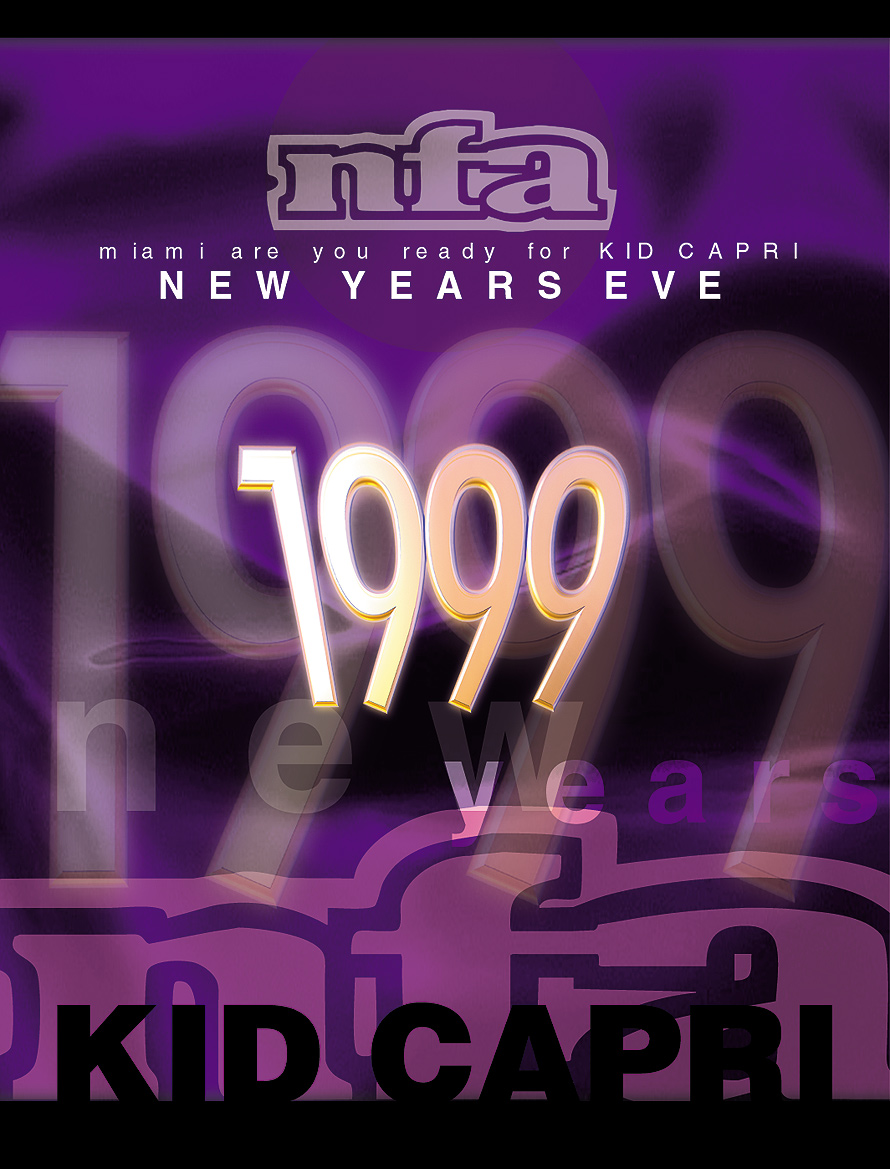 NFA New Years Eve Party 1999