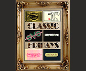 Classic Fridays at Club 609 - tagged with picture frame