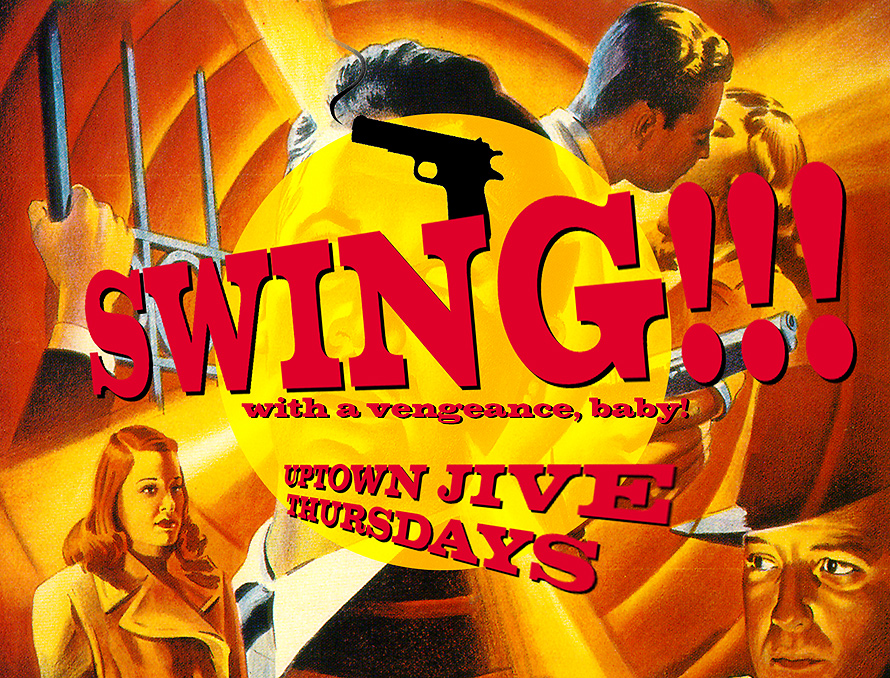 Swing Uptown Jive Thursdays at Club Zen
