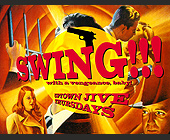 Swing Uptown Jive Thursdays at Club Zen - tagged with gun