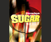 Sugar Thursdays at Club St. Croix - 1313x1000 graphic design