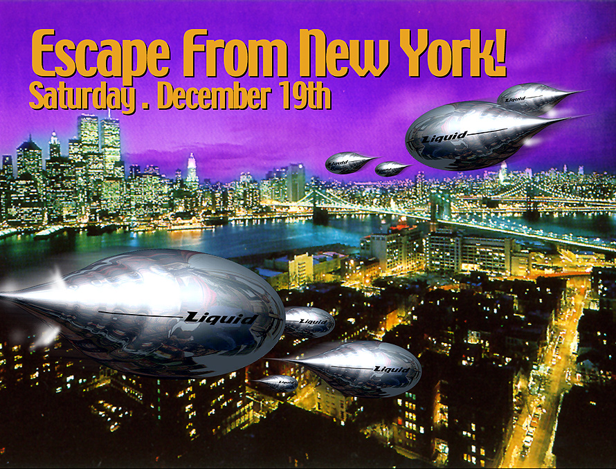 Escape From New York!