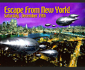 Escape From New York! - tagged with burst